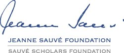 Jeanne Sauve Foundation English Logo