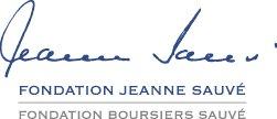 Jeanne Sauve Foundation French Logo