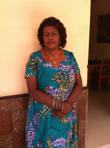Tubahumurize founder and director, Jeanne Mwiliriza