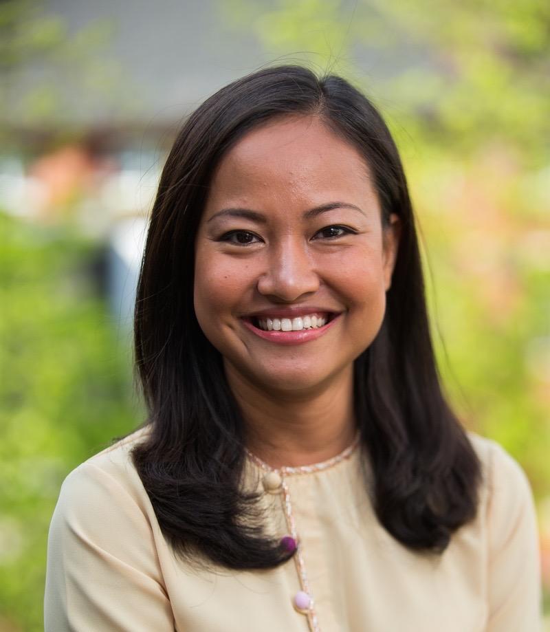 Jeanne Sauvé Foundation Pyone Kyaw